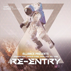 Re-Entry Trailer Music Album
