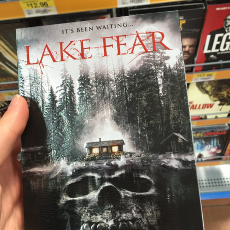 Lake Fear is OUT!