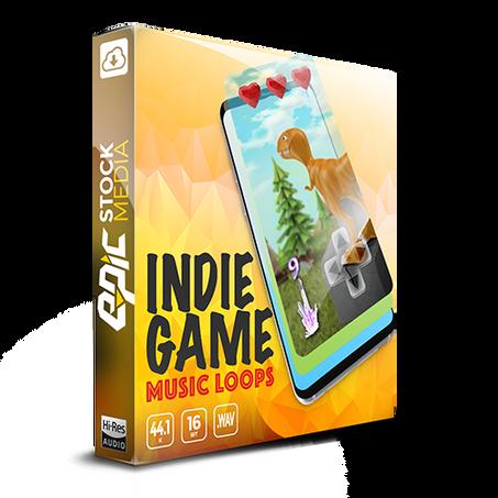 Indie Game Music Loops is released!