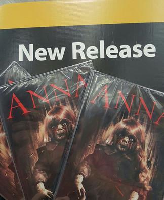 Anna worldwide release!
