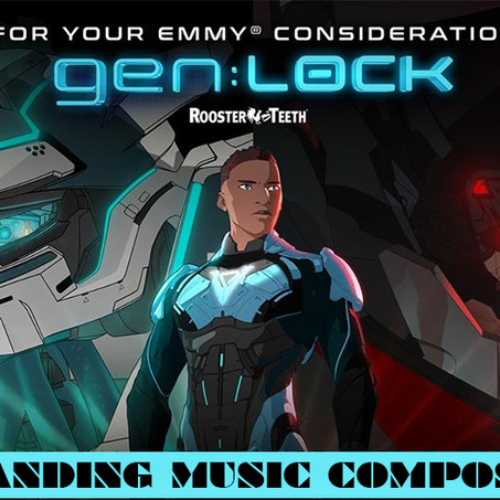 gen:LOCK Music ---> Emmys!