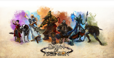 Dawn of Ascension OST is released!