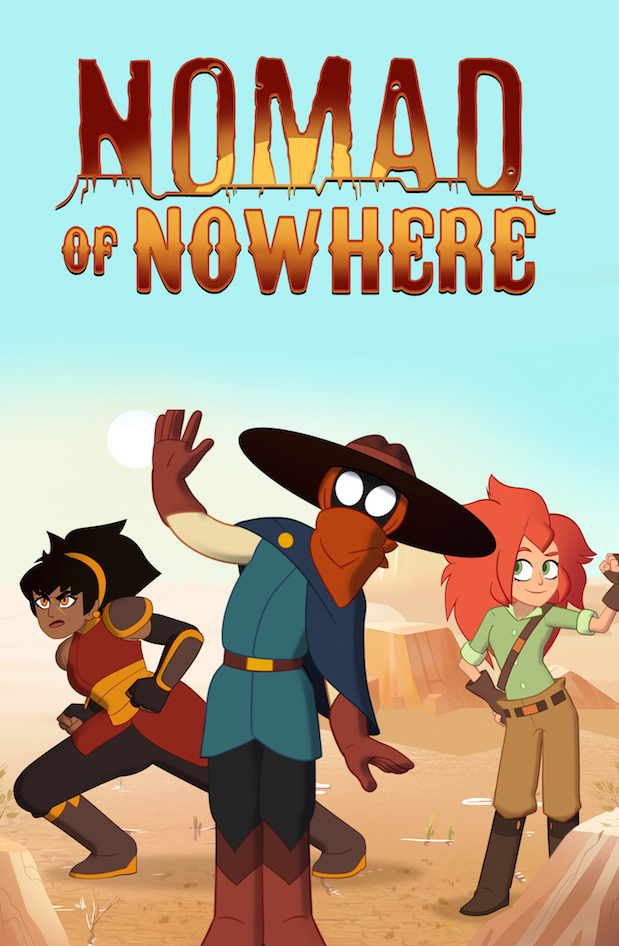 Noamd of Nowhere Season 1