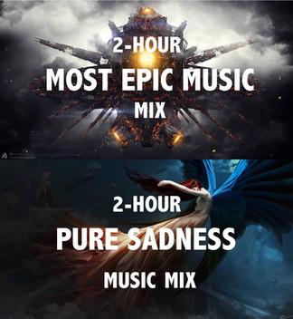 New 2-Hour Mixes