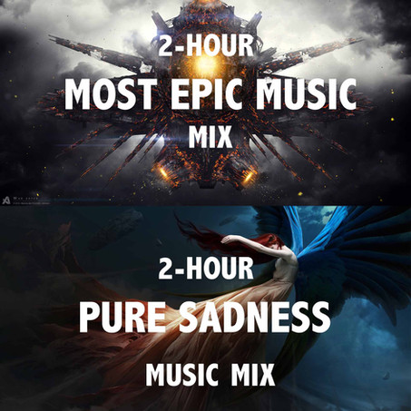 New 2-Hour Mixes