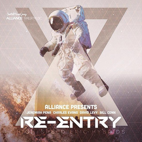 Re-Entry is released!