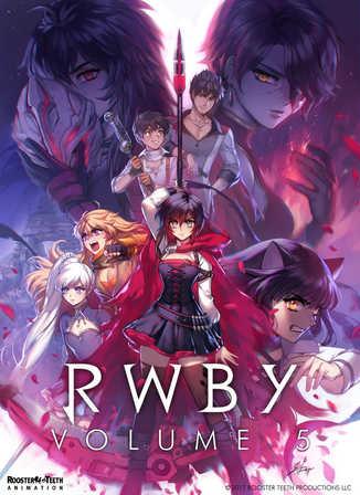 RWBY Season 5