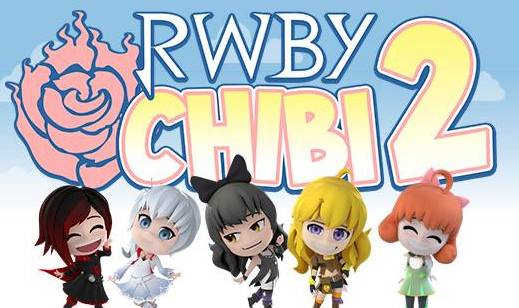 RWBY Chibi Season 2