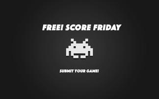 Free Score Friday