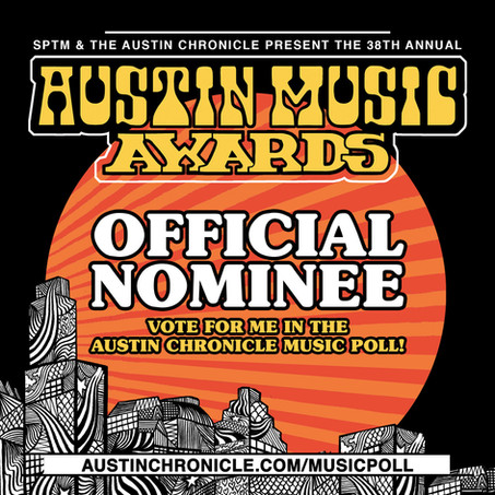 Austin Music Awards!