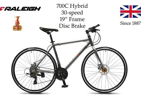 700C Hybrid Road Bike