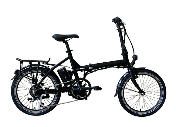 Kuo+ Electric Bicycle EN15194