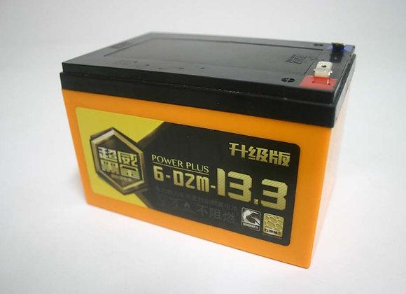 12V 13.3Ah Deep-Cycle Lead Acid Battery