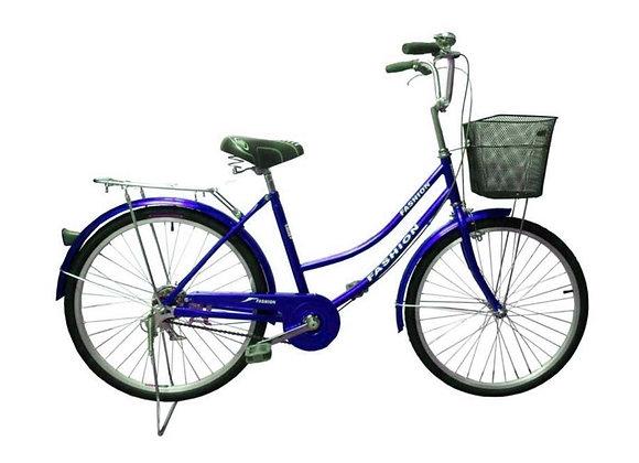 "24"" Fashion Lady Bicycle (Blue)"