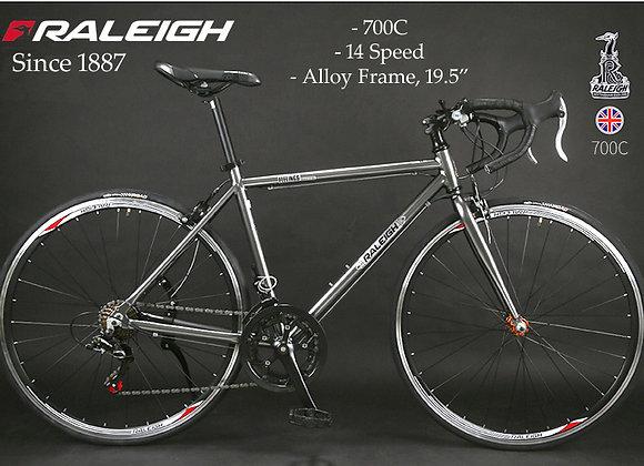 700C Raleigh Road Bike