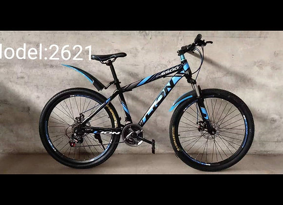 "26"" Lion Mountain Bike"