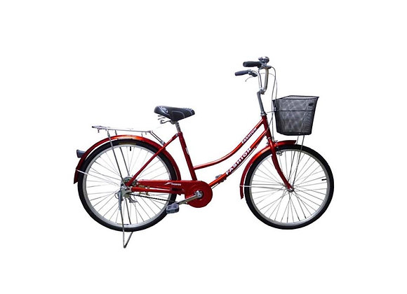 "20"" Fashion Lady Bicycle (Red)"