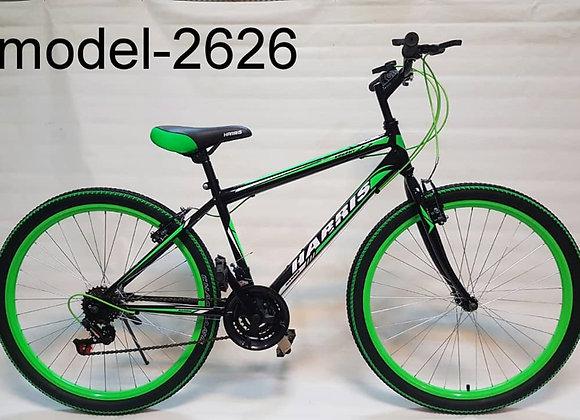 "26"" Harris Bicycle (HY2626) (Green)"
