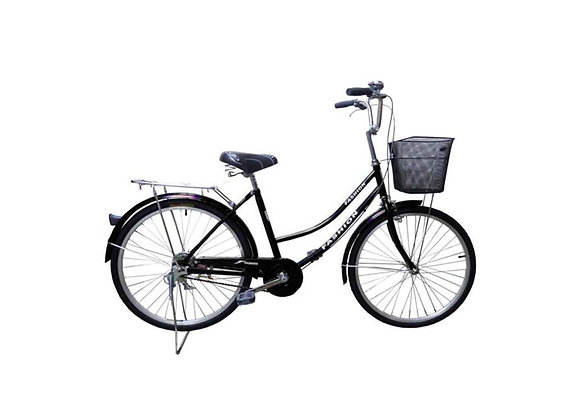"20"" Fashion Lady Bicycle (Black)"