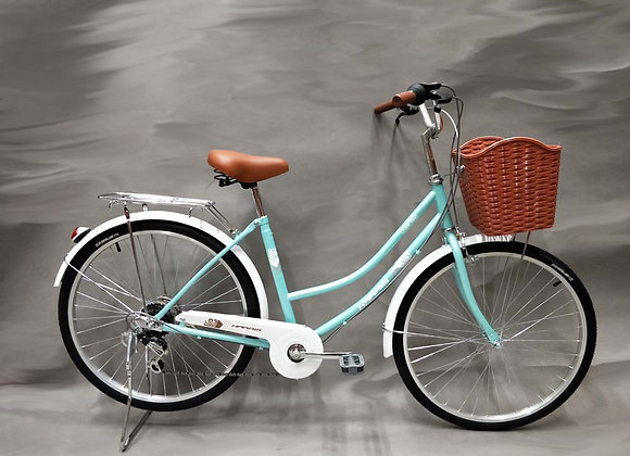 """26"""" Lady Bicycle (Shimano 6 Speed)"""