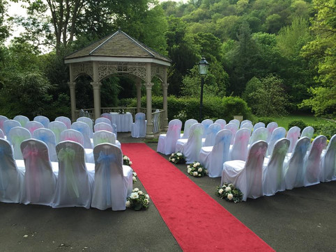 Covers and sashes along with flower blocks
