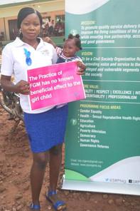No FGM Ribbon