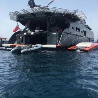 Luxury yachts sardinia