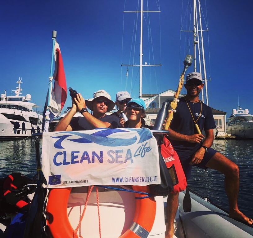 Clean Sea Life - Centro Sub Portorotondondo