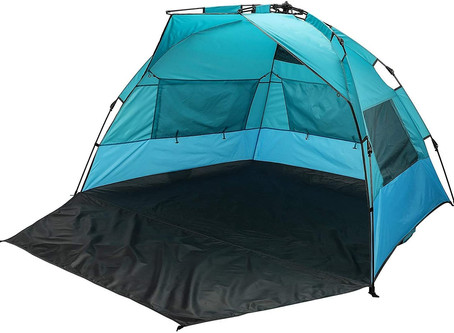 Z Portable Beach Sun Shade Tent-$27.59