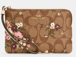New Spring Wristlet ONLY $29.92