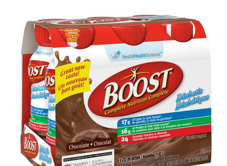 Boost Nutritional Drink 6 Pack $3.34 per pack at CVS starting 10/25