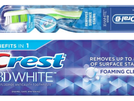 FREE Crest and Oral B at Rite Aid