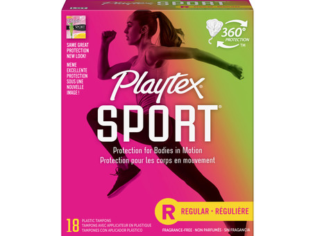 Score Playtex Tampons for $1.20 each starting 10/04