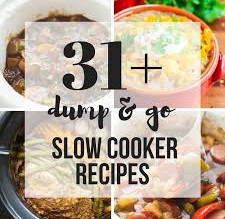 Crock Pot Dump Recipes