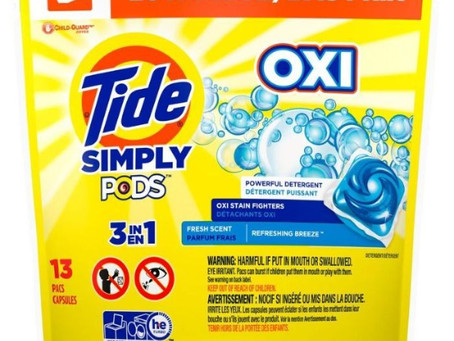 Score Tide Simply for $0.95 at Dollar General