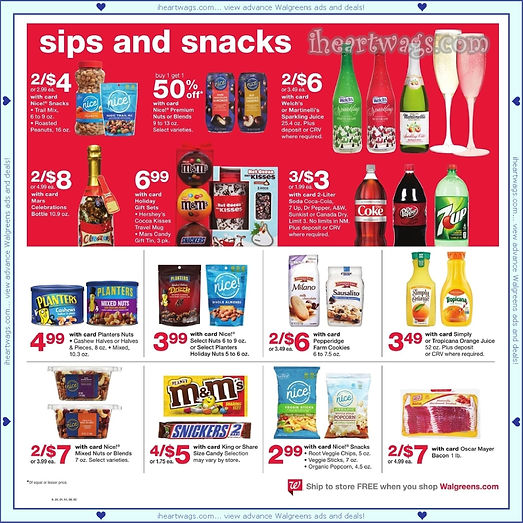 Walgreens Ad Scan 12/23 | Coupon Match Ups | Crazy For Couponing