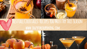 Best Fall Cocktails: Recipes You Must Try This Season