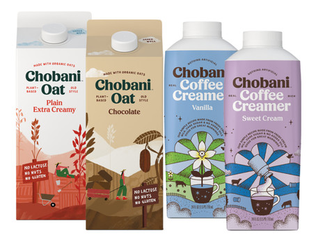 FREE Chobani Coffee Creamer or Oat Drink at Stop N Shop