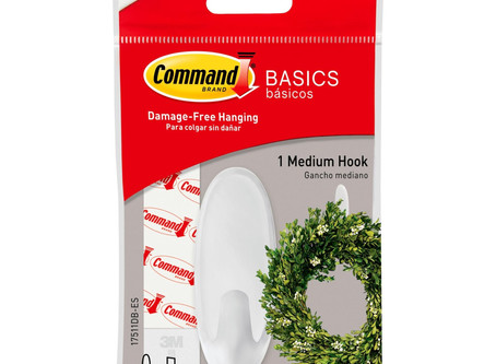 FREE COMMAND BASIC HOOK at Walmart