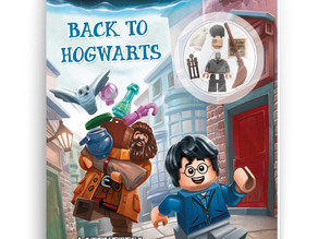 Back to Hogwarts (LEGO Harry Potter: Activity Book with Minifigure) $4.60