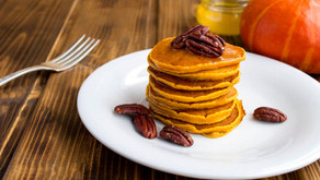 Pumpkin Pie Pancakes! Delish and Easy