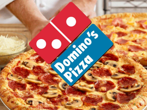 Free Domino's Gift Card Giveaway-RUN RUN RUN