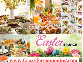 How to host the perfect Easter Brunch.
