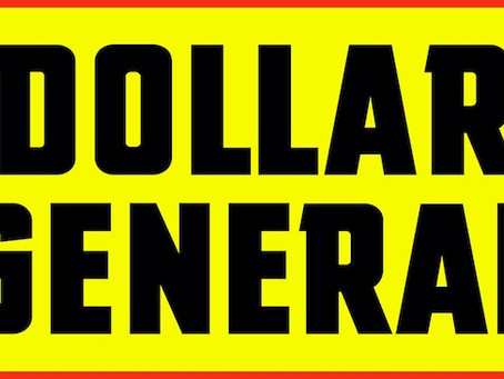 Dollar General DQ Match Ups for week of 04/18-04/24