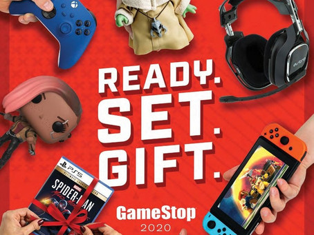 GameStop Holiday Gift Guide 2020