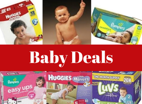 Baby Deals for week of 02/09