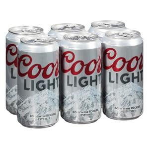 🔥🔥Free Coors Light 6-Pack🔥🔥