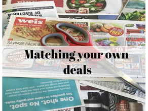 Lesson 4; Matching your own deals.