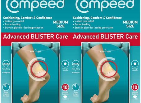 Score FREE COMPEED BLISTER at Rite Aid starting 06/21