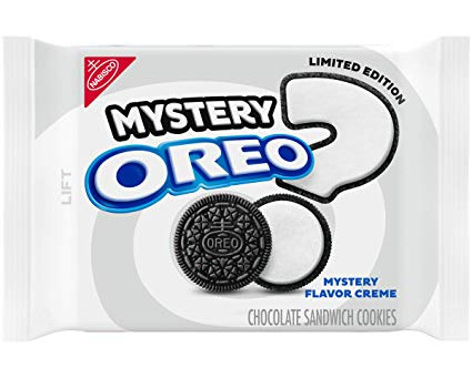 FREE OREO MYSTERY Cookies